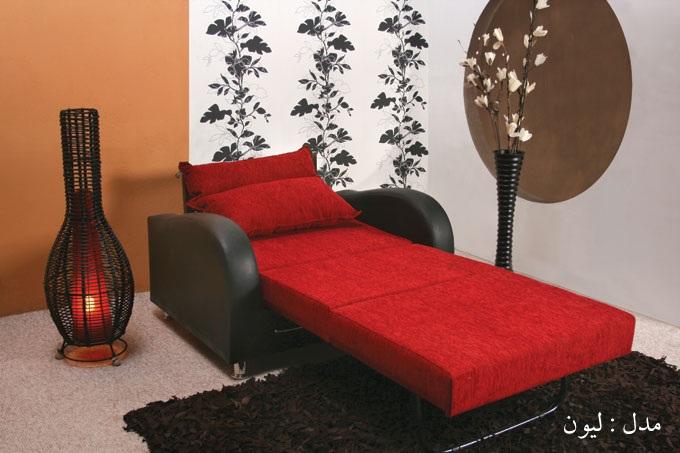 صندلی تخت خواب شو